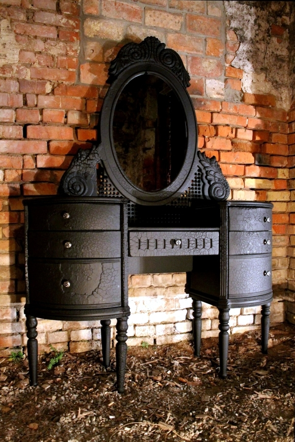Amazing furniture design wood burned Yaroslav Galant