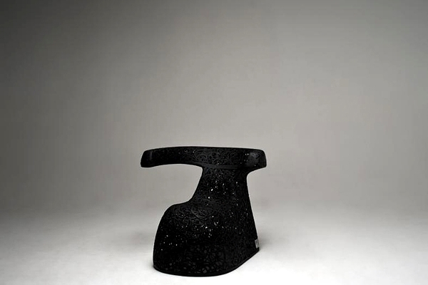 Unique Furniture Design volcanic basalt