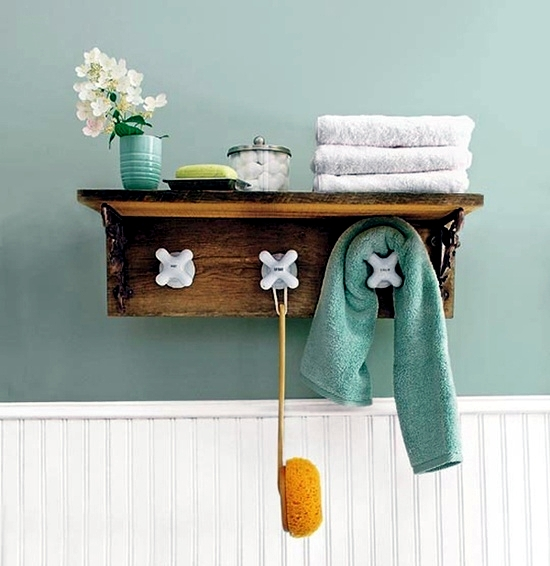 15 creative ideas for diy upcycling hooks interior design ideas