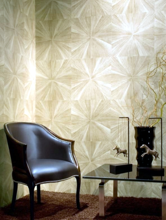 Design Wall With Wallpaper Luxury Hand Maya Romanoff
