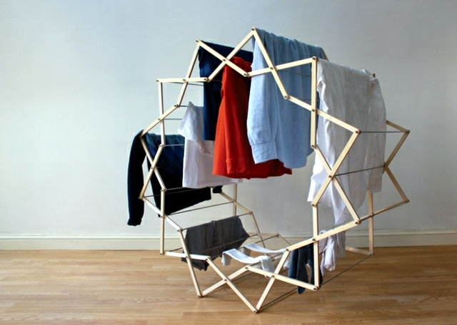 Compact dryers asteroid - perfect for small apartment