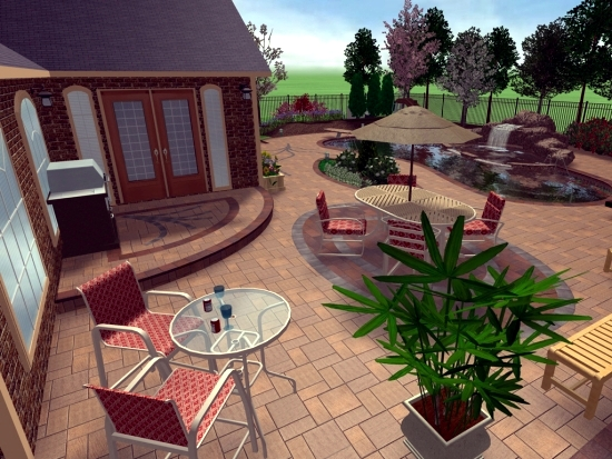 Free garden planner and consultant for 3D design person ...