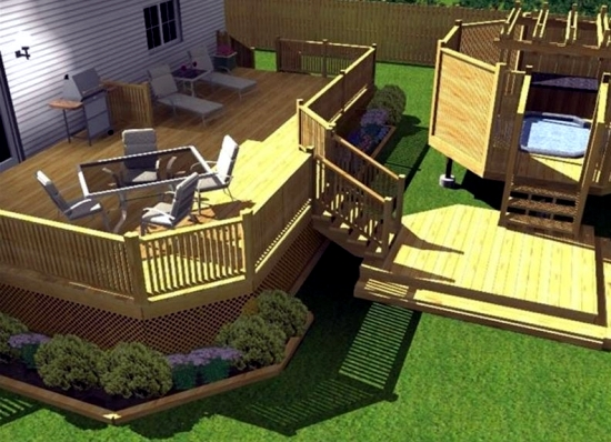 Garden Design: Garden Design With Planning A Garden Layout With