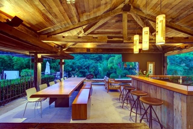 Exotic House Casa Brasil Fazenda offers a nature retreat