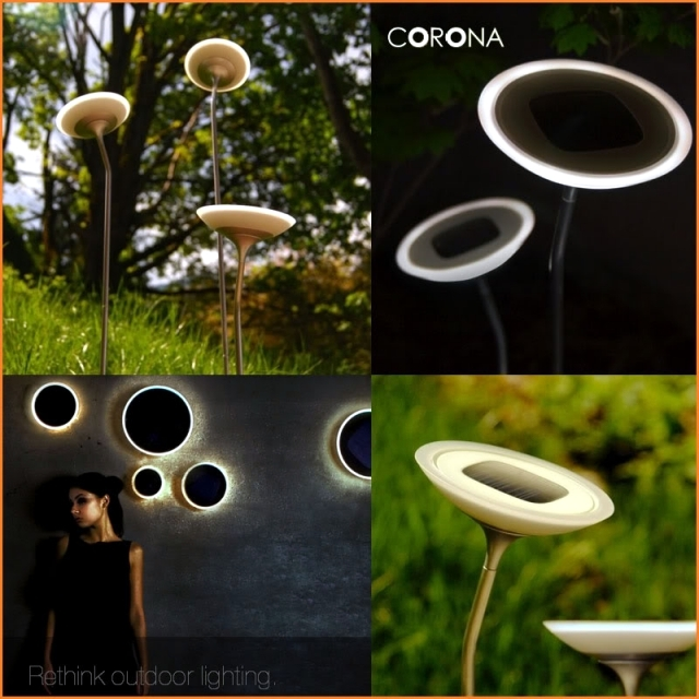 Lighting Corona Solar Lights
