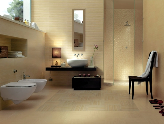 30 Badgestaltungsideen with modern tiles FAP Ceramiche