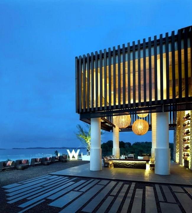 Hotel luxury resort on the beach in Ko Samui - Exotic Destinations