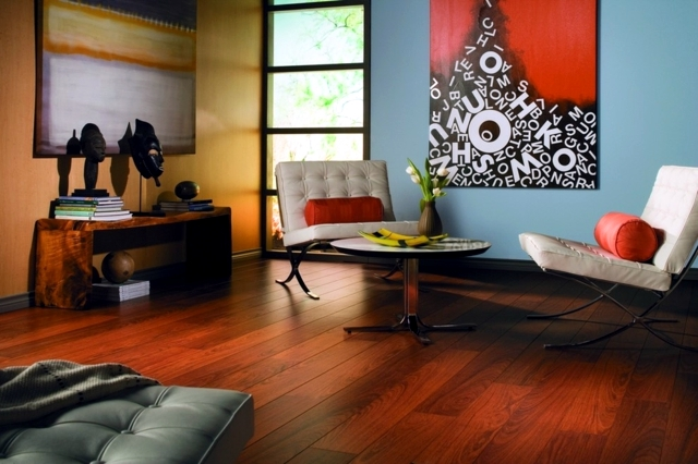 Laminate flooring - the advantages of laminate flooring over wood