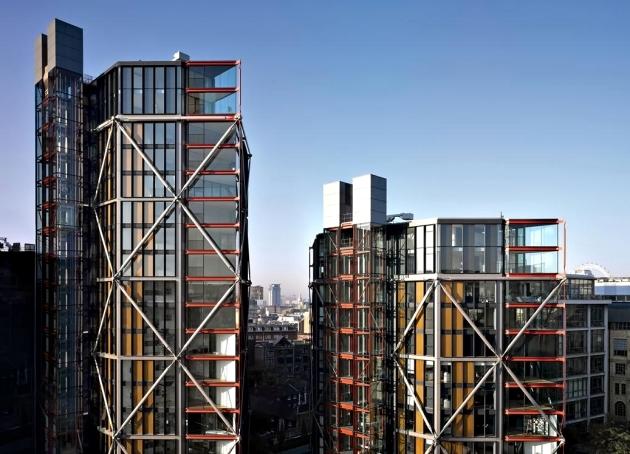 Mediation duplex penthouse London Lifestyle