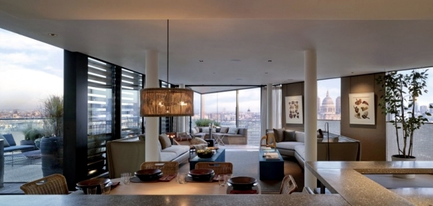 Mediation duplex penthouse London Lifestyle
