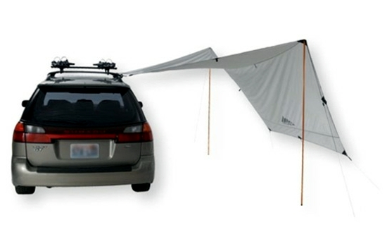 15 practices for car tents - a dream holiday in nature
