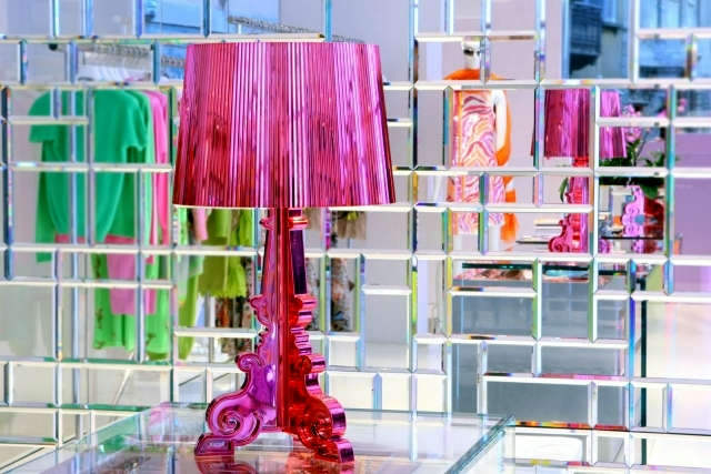 Classic Design Lamp Bourgie Kartell Redesigned In Many Ways