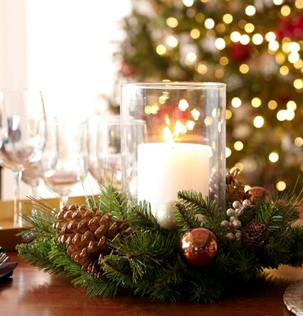 Sustainable Winter Table Decor Ideas For Christmas And