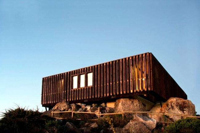 Holiday Rock - an idyllic location with beautiful panoramic views