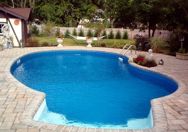 20 pool kidney shaped designs
