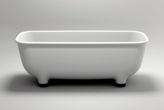 Ceramics and exclusive bathroom accessories with cutting edge design