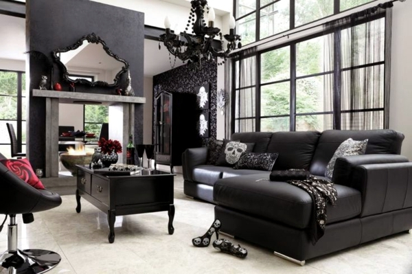 Ask Arts Scene The Gothic Style Of Life Interior Design Ideas Cool Goth Bedroom Minimalist Design
