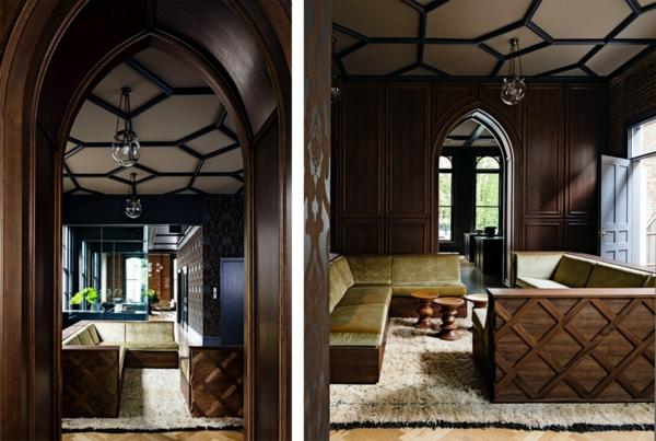 Gothic Style Interior ask arts scene – the gothic style of life | interior design ideas