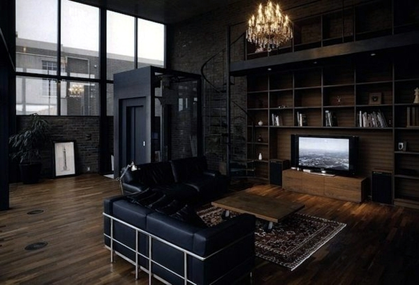 Ask Arts Scene The Gothic Style Of Life Interior Design Ideas Magnificent Goth Bedroom Minimalist Design