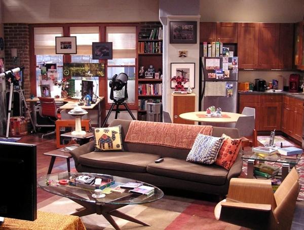 Big Bang Theory Room Decorations
