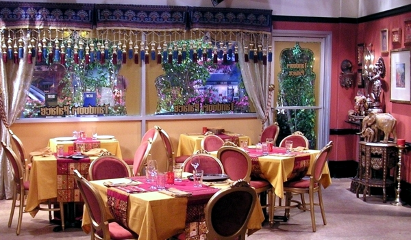 Landscaping ideas big bang theory colors furniture and for Indian restaurant interior design ideas