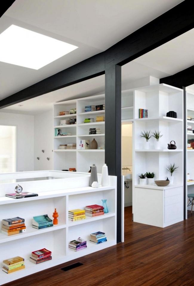 Modern House California zero energy promotes environmentally friendly living