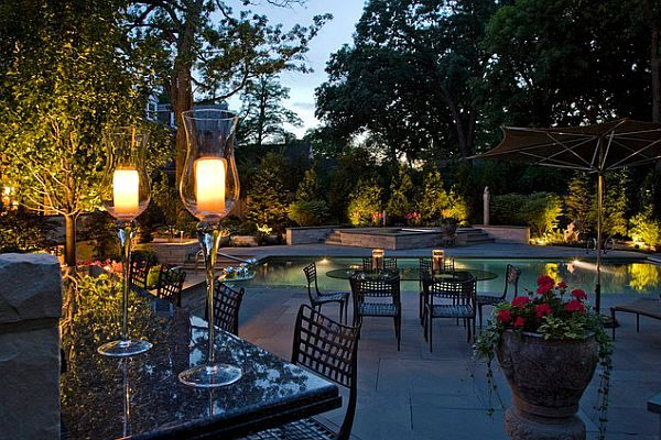 Candles interior Patio Ideas