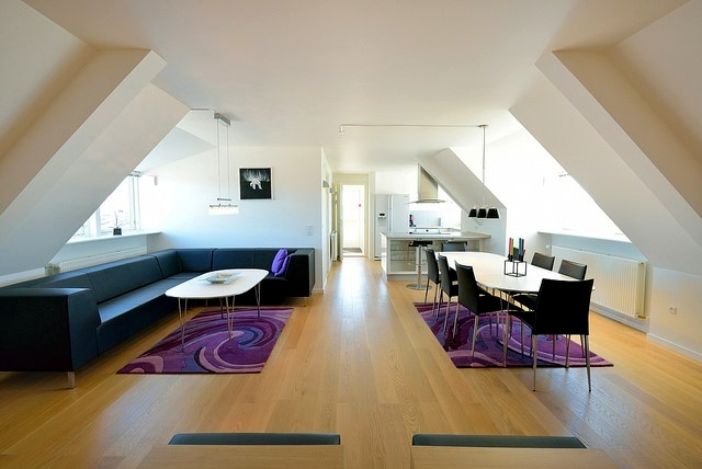 Interior design ideas for Penthouse - it is for your dream home
