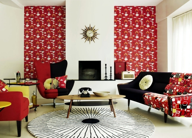 Ecclectic style does not mean chaos, but a mixture of styles
