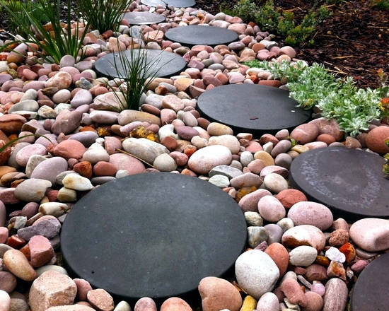 Creating Garden Path - 102 design ideas with interesting effects