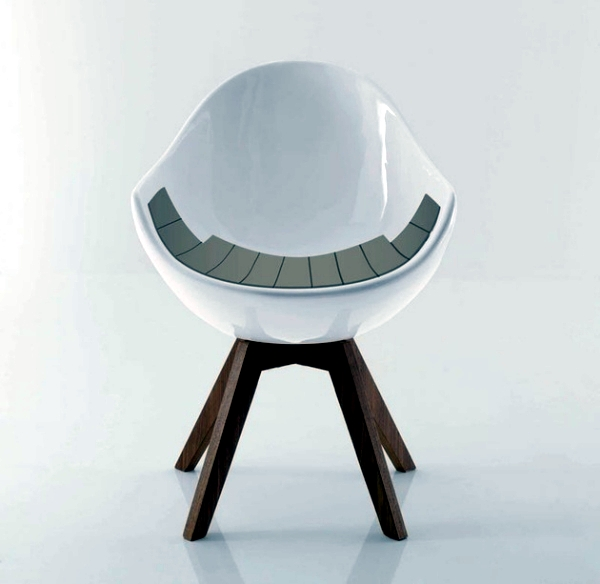 Design chair - stylish decor options and elegant