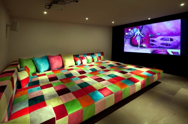 Implementation Of Home Theater Ideas And Tips For Better Interior Design Interior Design Ideas Ofdesign