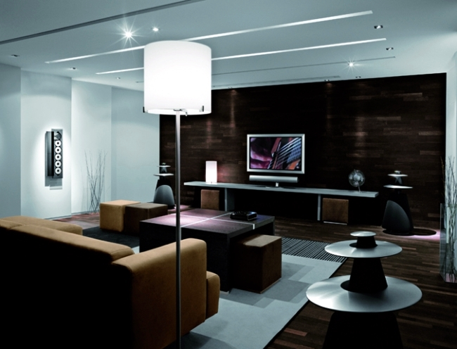 Implementation of Home Theater - Ideas and tips for better interior design