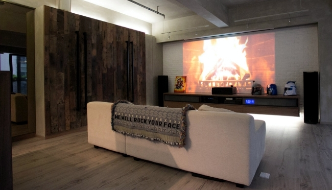 Implementation Of Home Theater   Ideas And Tips For Better Interior Design