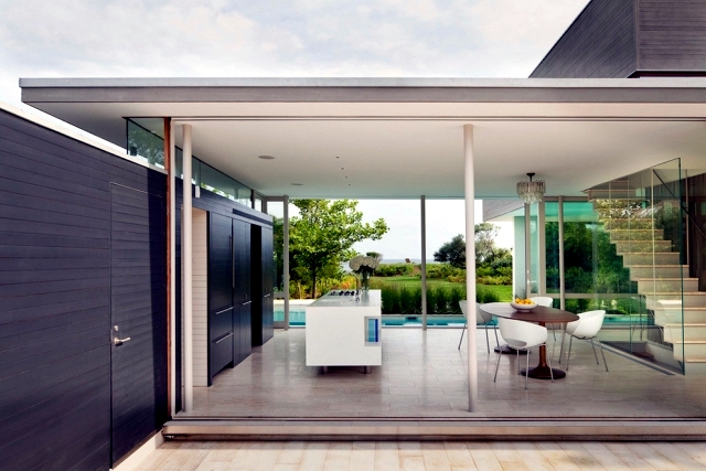 House With Flat Roof A Design With A Long Tradition Interior Design Ideas Ofdesign