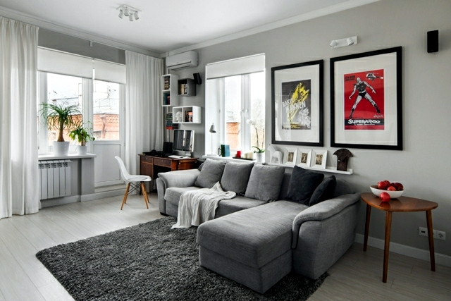 Small Apartment In A Scandinavian Style Of Life And Decoration Classy Apartment Decorating Style