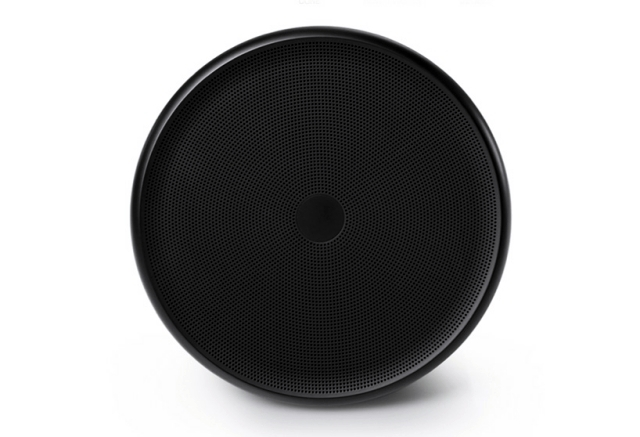 The stylish music player Cone knows exactly what he wants to hear
