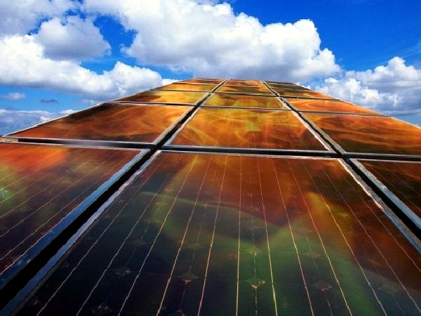 Transparent organic solar cells - the source of energy of the future?