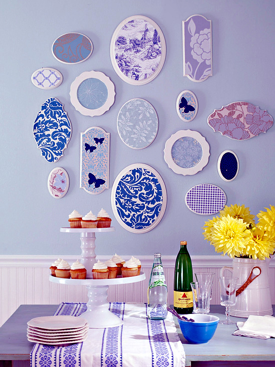 30 creative ideas for leftover painted paper to make their own