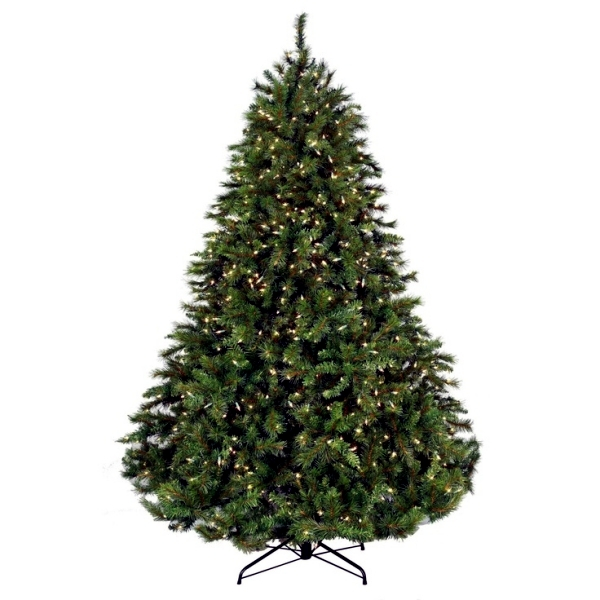 9 Slim Christmas Tree