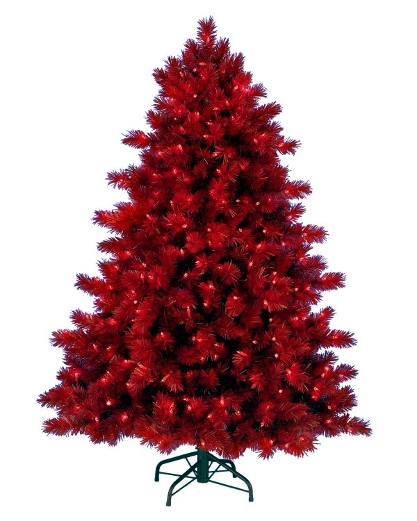 Artificial Christmas Tree - guidance on the types, colors and materials