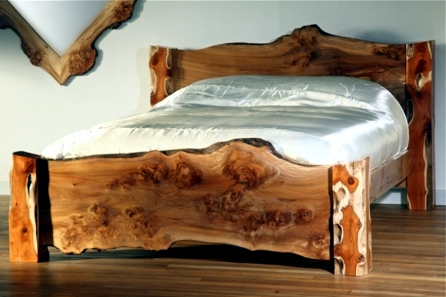 Precipitated by Allan Lake Furniture set in a fairytale world