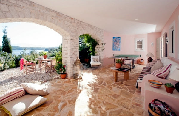 18 ideas for life Mediterranean decor and landscaping