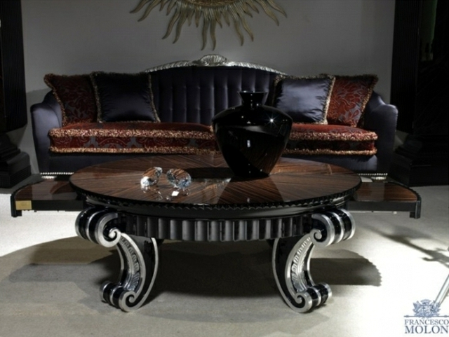 Francesco Molon classic furniture - pure glamor of Italy!