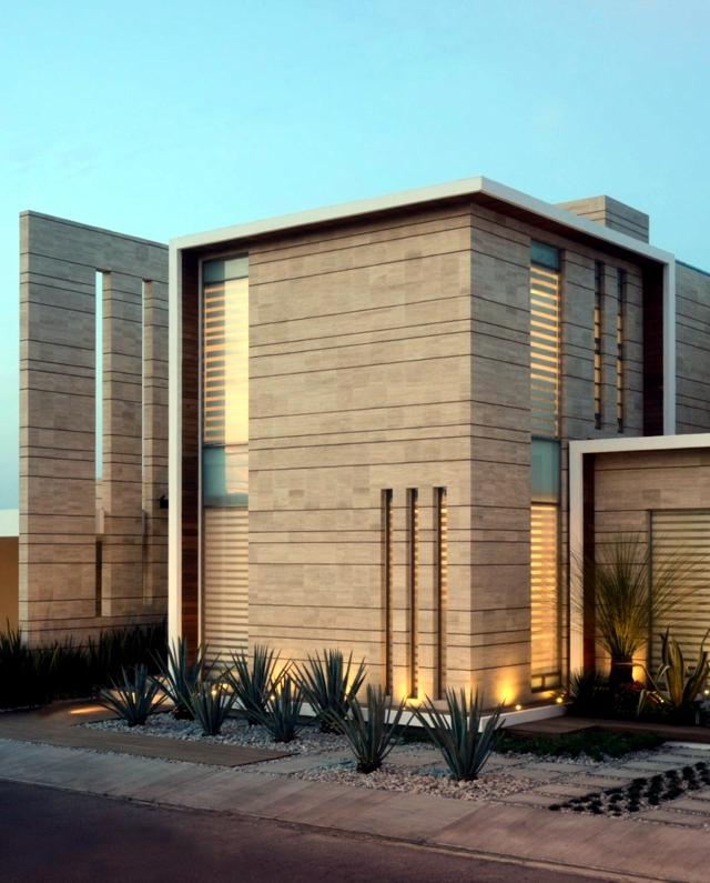 Modern family home – a fascinating new building of ...