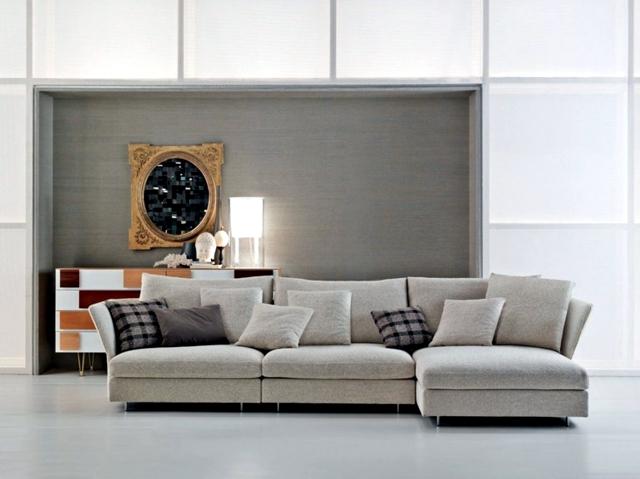 Combines living room furniture sofa designs, elegance and comfort