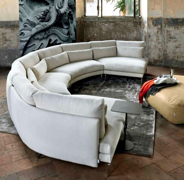 Combines living room furniture sofa designs, elegance and comfort