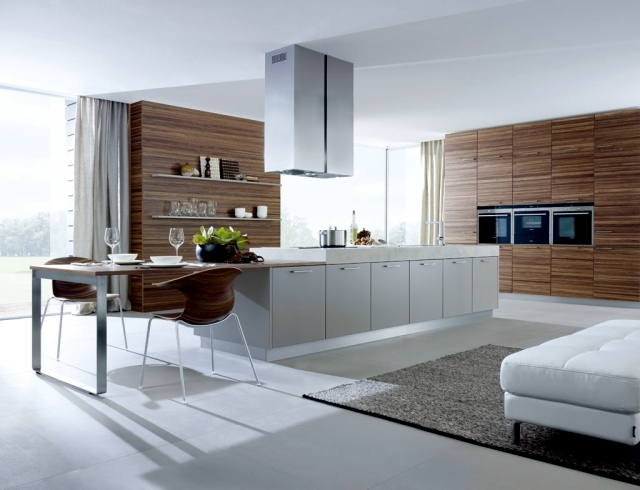 Next125 next125 kitchens – modern kitchen design with clear lines | interior