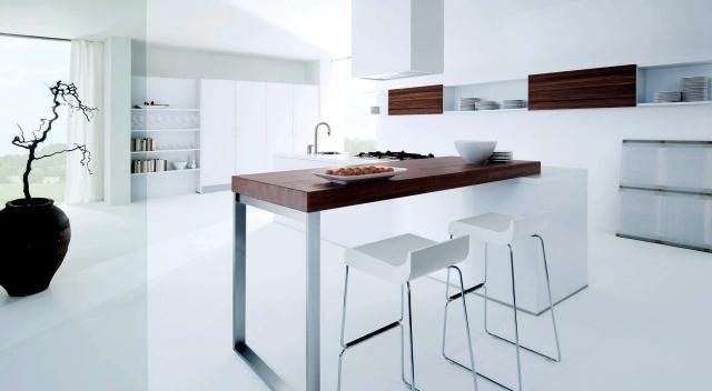 Next125 Kitchens - modern kitchen design with clear lines