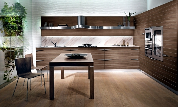 Snaidero Kitchens – 25 models of Italian cuisine in a modern style ...